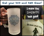 Get your dad gear... visit the store!