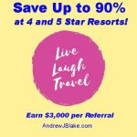 Live Laugh Travel with Andy Blake